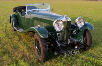 Lagonda Wedding Car Hire