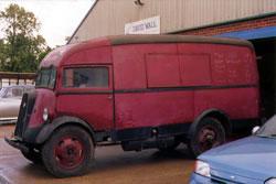 classic vans for sale uk